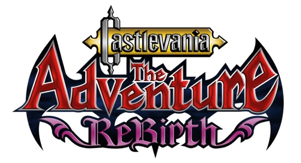 Castlevania_The_Adventure_ReBirth_logo