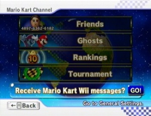 Expand Mario Kart Online
